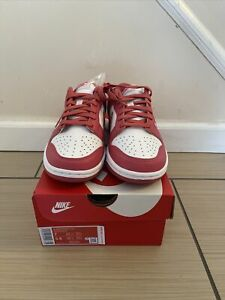 NIKE WOMENS Shoes DUNK LOW quot;ARCHEO PINKquot; DD1503 111 Pink White 7W IN Hand $164.99