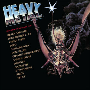 Heavy Metal Soundtrack *BRAND NEW RED RECORD LP VINYL INDIE ONLY $29.88