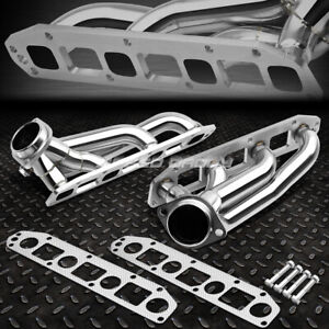 STAINLESS RACING HEADER MANIFOLD/EXHAUST 05-10 HEMI V8 300/MAGNUM/CHARGER 5.7 V8