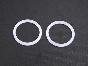 Holley Quick Fuel AED 26 102 Gasket Fuel Bowl Inlet Nylon 7 8 Pair 2 $8.35