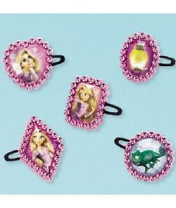 Disney's Tangled Jewel  Hair Clips 18ct  Princess - Party Favors!