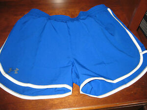 NWT WOMENS UNDER ARMOUR RUNNING SHORTS SMALL MED LARGE XL