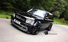 RANGE ROVER PRIOR DESIGN WIDEBODY KIT FULL KIT 02-05