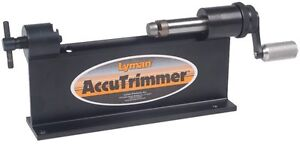 Lyman Ly7862130 Special 50 Bmg Accu Trimmer With Pilot Case Trim FREE SHIPPING