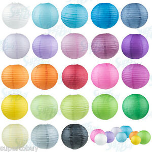 5 10 Pack of 8 10 12 14 16 Paper Lantern Chinese Decoration Wedding Party