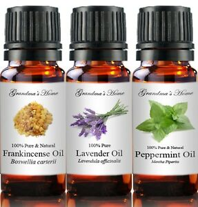Essential Oils 10 mL - 100% Pure and Natural - Free Shipping - US Seller!