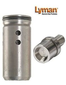 Lyman .321 Lube and Sizer Die for .32 + Top Punch 226 * 2766485 + 2786703 * New!