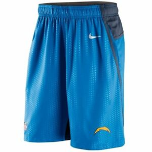 San Diego Chargers MENS Shorts DRI-FIT Performance Speed Fly 3.0 by Nike
