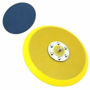 6quot; Vinyl PSA Face DA Sanding Pad Dual Action Air Sander Use Sticky Back Disc NEW $7.59