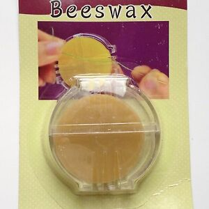 New Beeswax Sewing Thread Needles Quilting Needle Thimble Wax Sew Dressmaking $7.00