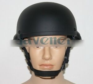 MICH2002 Simplified Safety Tactical Combat Helmet For Hunting Paintball Airsoft