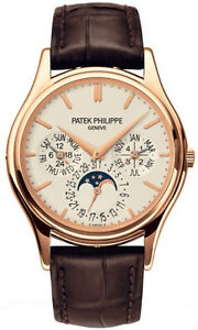 Patek Philippe 5140R-011 Grand Complication Perpetual Calendar Ultra Thin RG