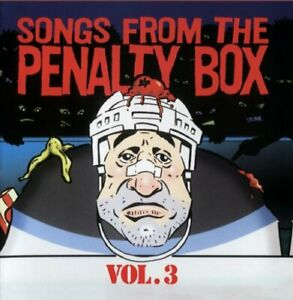Various Artists : Songs from the Penalty Box, Vol. 3 CD