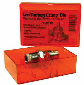 Lee 90829 Factory Crimp Rifle Die 22 Hornet