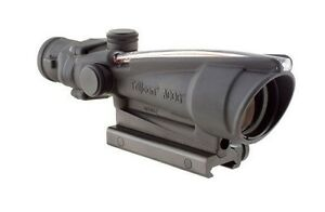 Trijicon ACOG  3.5X35 with 223 Red Horseshoe Ret TA11H