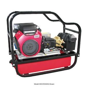 Pressure Pro HDC Gas Series Pressure Washer HDCV5550HG 5.5 GPM 5000 PSI V-Belt
