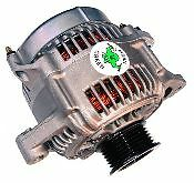 MEAN GREEN high amp alternator 200+ amps  fits 03-07 Ram with 5.9 cummins