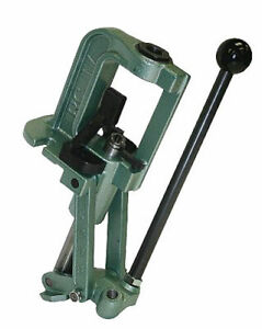 RCBS 9356 Rock Chucker Supreme Reloading Press Cast Iron