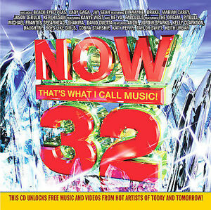 Various Artists : Now, Vol. 32 CD