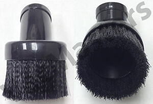 Round vacuum attachment Dusting Brush Dust tool fit all 1.25quot; 1 1 4quot; 32mm $4.90