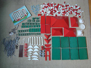 job lot assorted pices construction toy