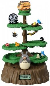 takara tomy arts my neighbor totoro karakuri clock