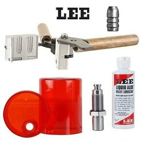 LEE COMBO * 30 Cal Double Cavity Mold 90362 & Sizing and Lube Kit 90038 * New!
