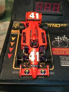 tomy h o f1 body mounted on bsrt g3 chassis