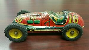vintage rare 1950 s japan alps race car 16