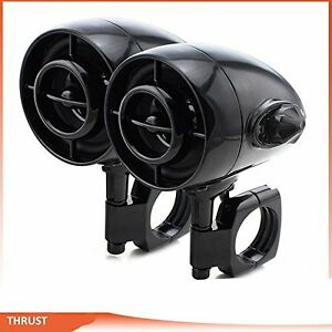 Bluetooth MP3 Motorcycle High Output Speaker Stereo System For Harley