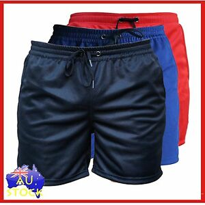 MENS TRAINING SHORTS GYM BODYBUILDING WEIGHTLIFTING RUNNING CROSS FIT LR-WSH02