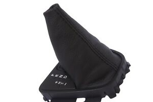 Automatic Shift Boot Leather Synthetic For Land Rover LR2 08 12 Black $19.99