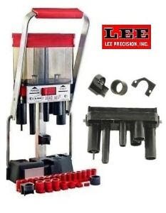 Lee Load-All 2 Shotshell Press 16 Gauge + 12 Gauge Conversion Kit 2-34