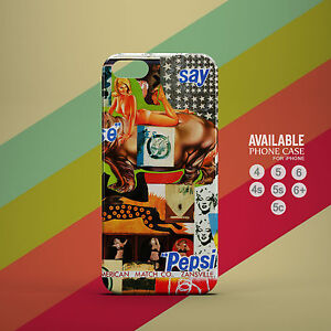 collage vintage star phone case for iPhone 4 4s 5 5s 5c 6 6plus $15.00