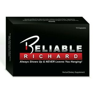 Reliable Richard Original Stamina Male Enhancement Libido Pill Performance