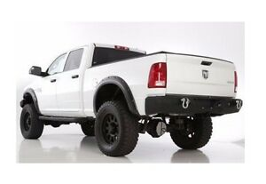 Smittybilt M1 Rear Bumper with D-ring Mounts for 10-16 RAM 1500  2500  3500