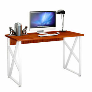 Computer Desk Laptop PC Table Workstation Study Home Office Furniture w3 Drawer