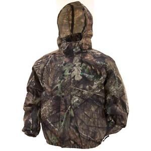 Frogg Toggs Pro Action Rain Jacket Mossy Oak Country Camo All Sizes