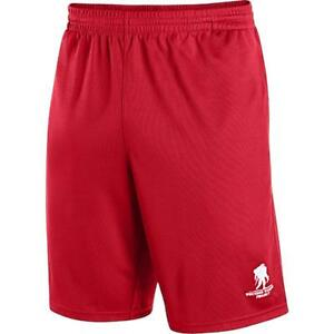 UNDER ARMOUR WWP Training Short Size: Large Color: RedWhite