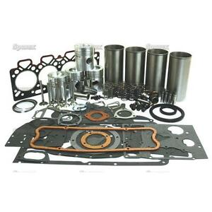 Massey Ferguson Basic Engine Overhaul Kit wPerkins A4.248 MF 275 285 290