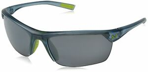 Under Armour Zone 2.0 Sunglasses Satin Crystal Gray Frame 8600050 177501