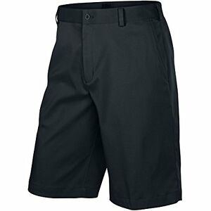 Nike Golf Flat Front Short BlackBlackBlack