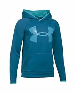 Under Armour Boys AF Storm Highlight Hoody PEACOCKPacificPacific YXL