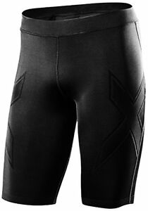 2XU Pty Ltd MR3131b Mens XTRM Compression Shorts- Choose SZColor.