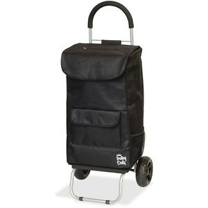 Dbest Shopping Trolley Dolly - 110 lb Capacity - 16