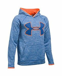 Under Armour Boys AF Storm Twist Highlight Hdy ULTRA BLUEBlaze OrangeULTRA BL