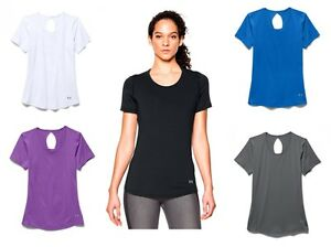 Under Armour Womens Coolswitch Tee $14.99
