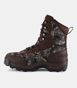 Under Armour 1240083 905 Women's UA Brow Tine 800 Hunting Hiking BOOTS Mossy Oak