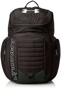 Under Armour Storm Undeniable II Backpack Black One Size New