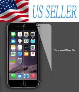 Premium Tempered Glass Screen Protector Film for Apple iPhone 7